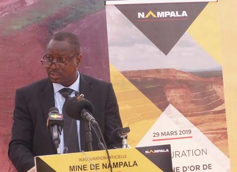 Mali:Robex inaugure sa première mine d'or