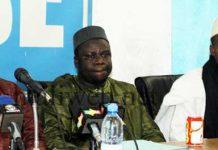 libération de l'Imam Ibrahim Kontao