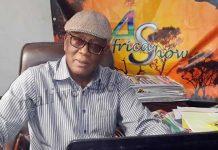 M'baye Boubacar Diarra producteur de ''Africa show''