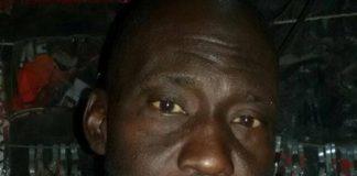 Modibo Fofana tire à bout portant
