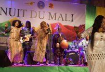 La nuit du Mali