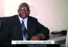 Mr Sidibé Mamadou Gouro, docteur en informatique