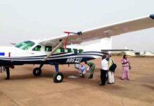 avion Cessna 208