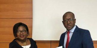 entre Ecobank Mali et African Guarantee Fund