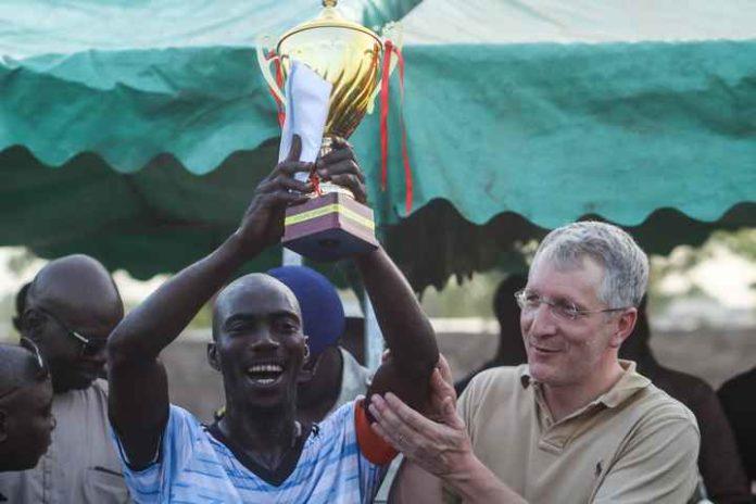 Tournoi de Football organisé par Bramali