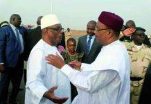 Frontière Mali-Niger
