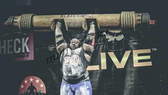 Cheick Ahmed Al-Hassan Sanou alias Iron Biby, champion du monde 2019