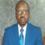 Aboubacar Sidick Fomba, président du parti ADEPM
