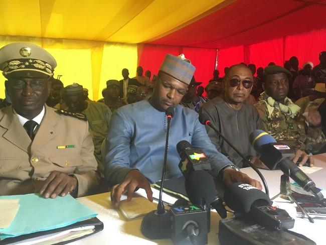 Boubou Cissé à Tenekoun, Ké-Macina, Djenné et Youwarou