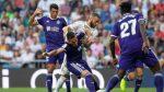 Karim Benzema et le Real Madrid concèdent le nul contre le Real Valladolid !