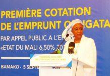 Mali : Cotation en bourse