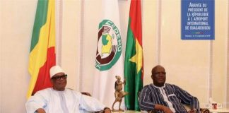 Sommets G5-Sahel/CEDEAO au Burkina Faso