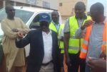 Le Directeur national des routes, Mamadou Naman KEITA