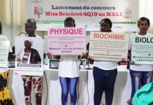 Concours « Miss Sciences Mali»