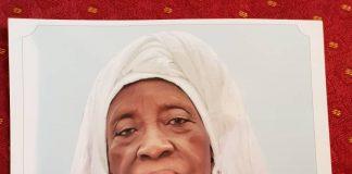 Mme Wane Fanta Sangaré