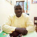 Issa Sidibé, président de la ligue de football du district de Bamako
