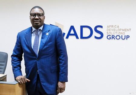 Samba Bathily, Pdg De Africa Development Solutions (ADS) à