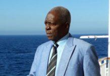 Inspecteur général de police Yahaya Sangaré