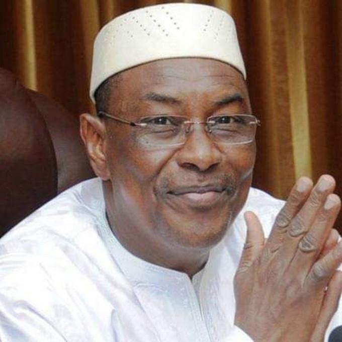 L'ancien PM Abdoulaye Idrissa Maiga