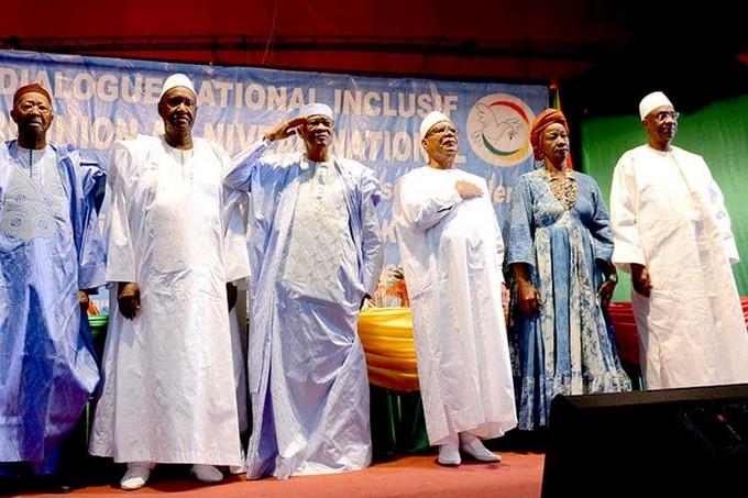 Dialogique national inclusif
