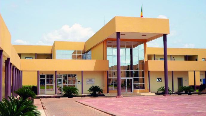 L'Ecole de Maintien de la Paix Alioune Blondin Beye (EMPABB)