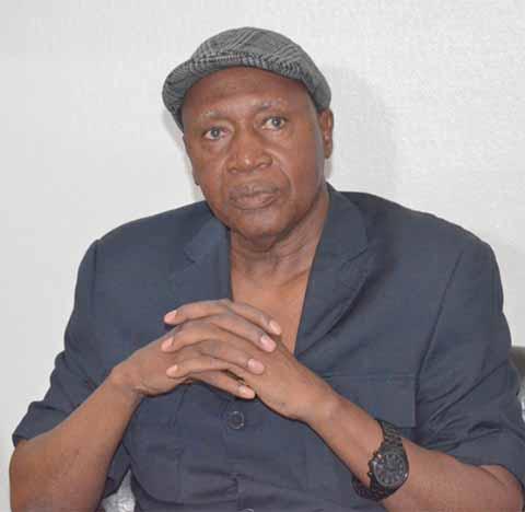 Dr Abdoulaye Sall