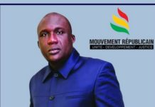 Ainea Ibrahim Camara, candidat aux législations