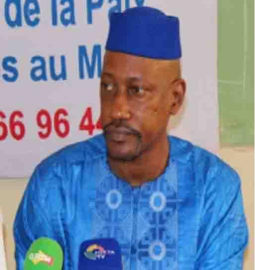 Baba Nadio candidat de l'ADEMA en commune 5