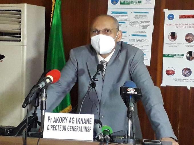 Prof Akory Ag Iknane à propos du Covid-19