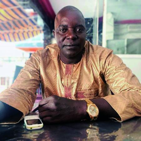 L'orpailleur Moussa Magassouba dit Djo Balla