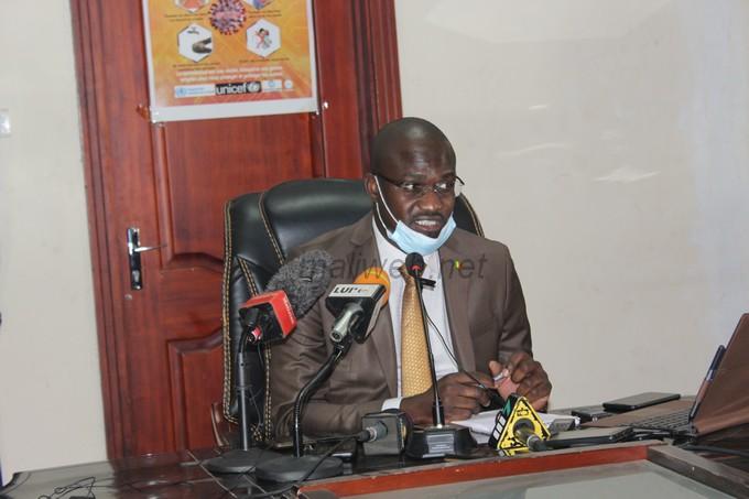 Seydou Lamine Traoré ministre des mines