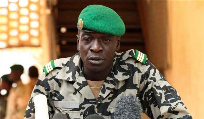 Capitaine Amadou Sanogo